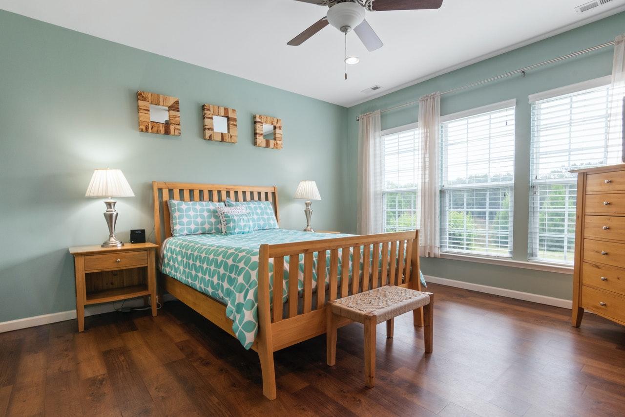 Những mẫu giường gỗ cho căn phòng ngủ hiện đại và thư giãn